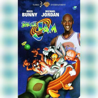 Cover art for 25: Space Jam