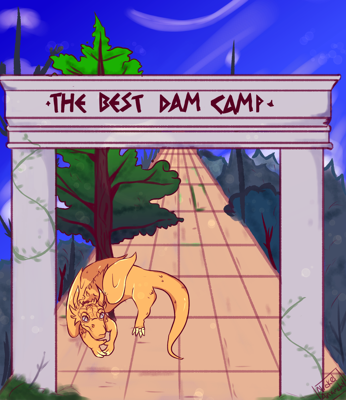 The Best Dam Camp: A Percy Jackson Podcast