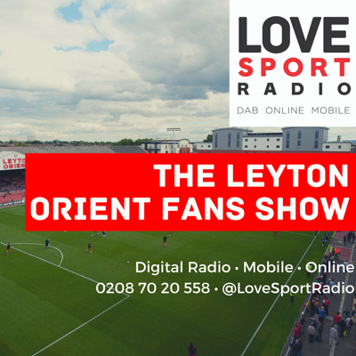 Tune in to the Leyton Orient Fans Show with the E10 Mess podcast every Wednesday evening from 8pm on Love Sport Radio.