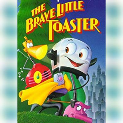 Cover art for 27: The Brave Little Toaster