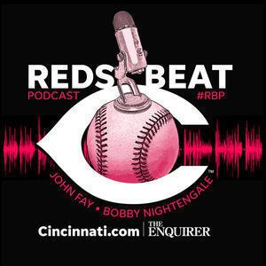 Cover art for 17: Reds Beat Podcast: Why did the Reds trade Raisel Iglesias?