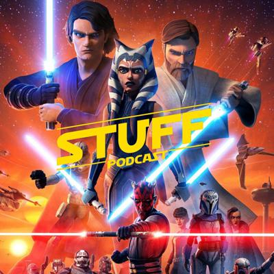 Welcome to the Star Wars stuff Podcast! A podcast all about STAR WARS!! Hosted by Colin, David, James, Joesph and Matt!! Each week we will bring you the latest news as well as our thoughts on the ENTIRE franchise!! Feel free to contact us at: starwarsstuffpodcast@gmail.com And checkout our Patreon for exclusive episodes! Patreon: https://www.patreon.com/Starwarsstuffpodcast2187 And as always…. MTFBWY!