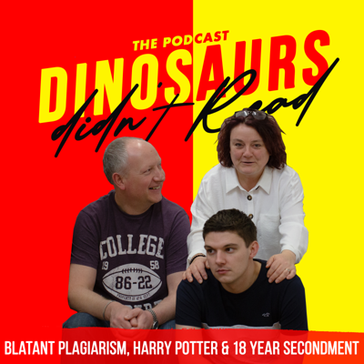 Cover art for 1: Blatant Plagiarism, Harry Potter & 18 Year Secondment