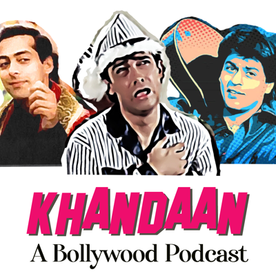 Khandaan- A Bollywood Podcast Our newest Baby which has taken the world by storm! A bi weekly Bollywood podcast revisiting the movies of Amir, Salman and Shah Rukh Khan. Every show we pick a random year from 3 decades of collectively 300 films the Khan's have done and let our listeners vote which movie we should talk about. Pick a team, make a vote, take us down nostalgia, punish us or make us reassess a movie we dismissed. We love the Khans and we would love for you all to be part of our Khandaan. Because when it comes to the Khans and Bollywood, nothing else really matters! #Bollywood #Podcast #BollywoodPodcast #SRK #SalmanKhan #AamirKhan