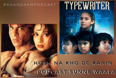 Cover art for 41: Typewriter S1 and Koyla