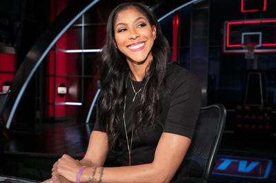 Cover art for Candace Parker (@Candace_Parker) - WNBA Star/Broadcaster + Podcaster for Turner Sports