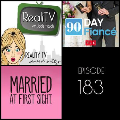 Cover art for 183: 90 Day Fiance & Married at First Sight