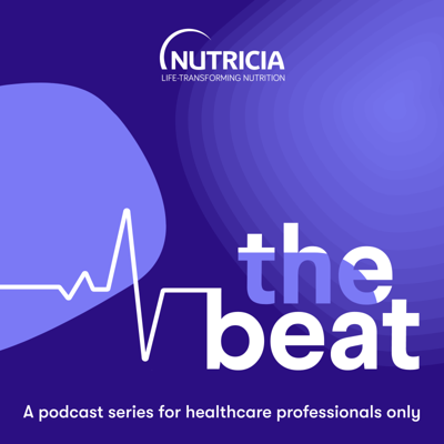 The Beat podcast is designed for healthcare professionals only and is brought to you by Nutricia. We know how busy life can get for healthcare professionals, that's why Nutricia has created a podcast series that you can listen to in your own time and on your terms. In each 20 minute episode, we interview a different expert and deep dive into a subject to help support you in your daily practice.  This series is informed by science and shaped by experience, and includes episodes on diverse topics such as the psychological impact of COVID-19 on NHS healthcare workers, a midwife's view of the maternity unit during the pandemic, and a paediatric dietitian talking about infant gut developments. Introducing The Beat podcast...