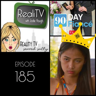 Cover art for 185: 90 Day Fiance Before the 90 Days