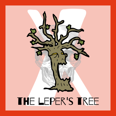 Cover art for Indian Noir X - Issue No. 6 - The Leper's Tree (Horror anthology)