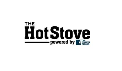Cover art for 33: @HotStoveTFP May 16 show with guests Gustav Nyquist, Mike Keenan and Aaron Ward