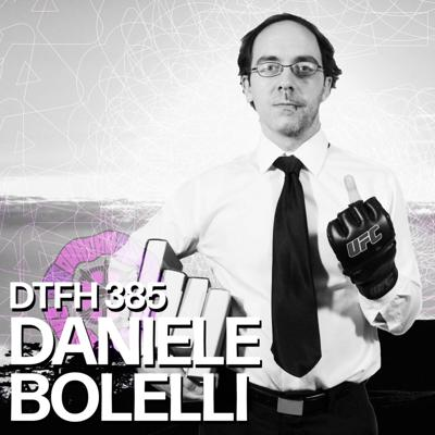 Cover art for 385: Daniele Bolelli