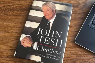 Cover art for John Tesh interview