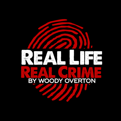 "Twisted, gruesome, evil, sometimes funny but always true:  Real Life Real Crime is an award-winning weekly true crime podcast hosted by Woody Overton.  In each show, Woody goes in depth into cases he has personally worked, which gives his audience a unique and exclusive perspective as only Woody can describe.  His personal knowledge of real cases he worked during his career and his story-telling ability have created what has been described as a ""cult following"" by news media and loyal fans."