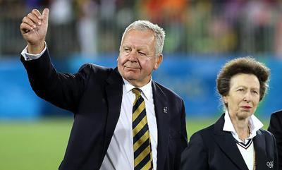 Cover art for NCA Chats Special: Sir Bill Beaumont