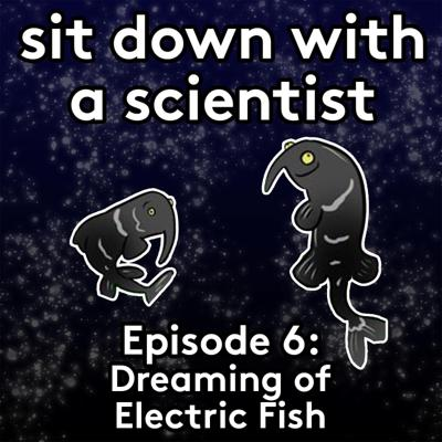 Cover art for 6: Episode 6 - Dreaming of Electric Fish with Kassandra Ford