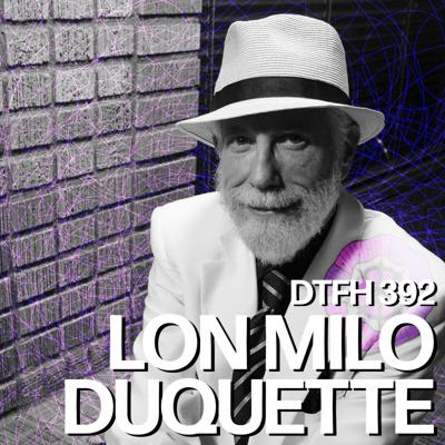 Cover art for 392: Lon Milo DuQuette