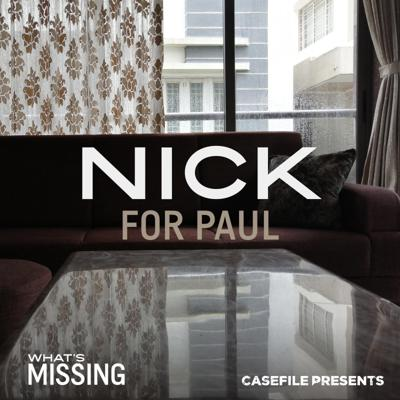 Cover art for 3: Nick for Paul