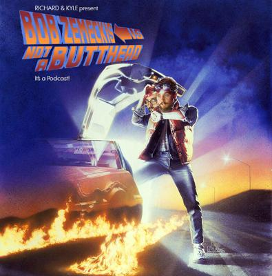 Cover art for 4: Back to the Future