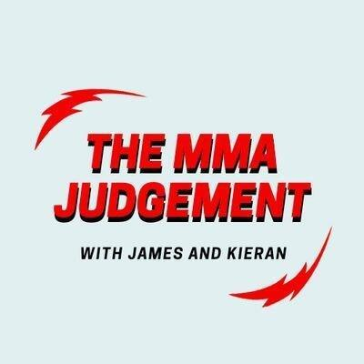 Cover art for 1: The MMA Judgement - Episode 1