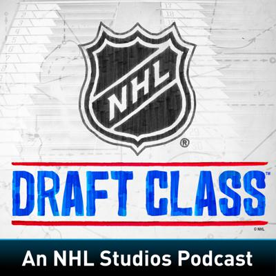 Cover art for NHL Draft Lottery; Guests: Jack Quinn, Ottawa 67s forward; Andre Tourigny, Ottawa 67s coach