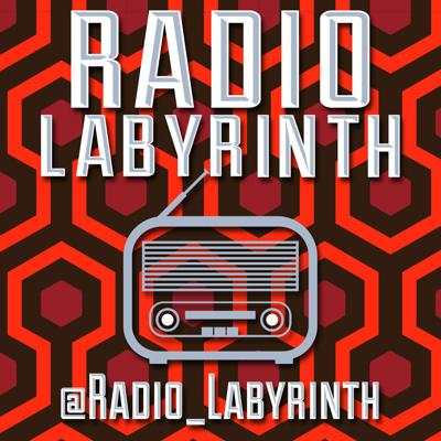 Radio Labyrinth is a pop culture radio show disguised as a podcast. Hosted by three (sometimes four) GenXers, Radio Labyrinth talks TV, radio, film, books, podcasts, comedy, Atlanta, and the labyrinth of everyday life.