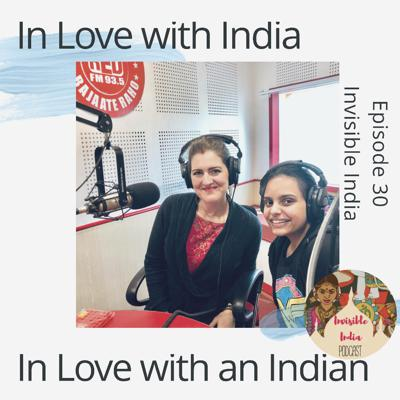 Cover art for 30: In Love with India. In Love with an Indian. - RED FM Interview