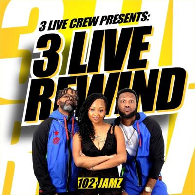 Drankins, Roxie and B-Daht make up 3 Live Crew. They're the heartbeat of 102 JAMZ, North Carolina's premier radio station. 3 Live is dedicated to enter-forming (entertaining and informing) their audience in only a way they can. After one listen you'll find that the chemistry between the three is something you won't find on any other show. 3 Live Crew Morning Show is live from 6-10am Monday-Friday on 102 Jamz in Greensboro, North Carolina.