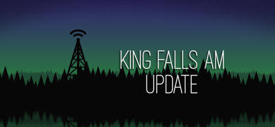 Cover art for King Falls AM Update