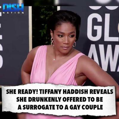 Cover art for 148: 03/25/20 - SHE READY! TIFFANY HADDISH REVEALS SHE DRUNKENLY OFFERED TO BE A SURROGATE TO GAY COUPLE