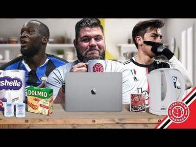 Cover art for 87: Dybala Debate! | Howson's Home-brew | Stretford Paddock