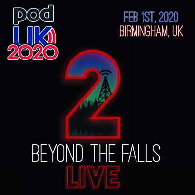 Cover art for Beyond The Falls: Live 2!