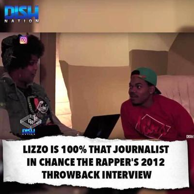 Cover art for 157: 04/07/20 - LIZZO IS 100% THAT JOURNALIST IN CHANCE THE RAPPER'S 2012 THROWBACK INTERVIEW