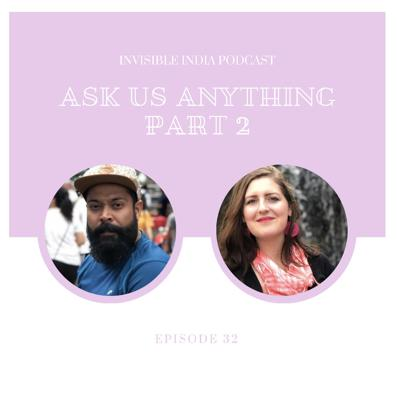 Cover art for 32: Ask Us Anything- Part 2