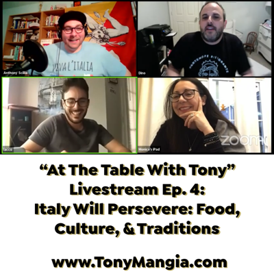 At the Table with Tony