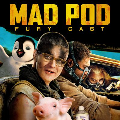 Cover art for Mad Max 2: The Road Warrior with Jon Gabrus