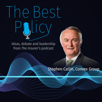 Cover art for 1: Stephen Catlin on what the COVID-19 crisis means: Part I