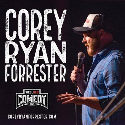 Cover art for 49: Countdown with Comedian Corey Ryan Forrester