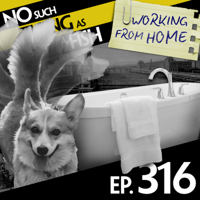 Cover art for 316: No Such Thing As a Leg Made from Milk