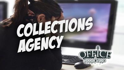 Cover art for 49: Collections Agency | Office Horror Stories