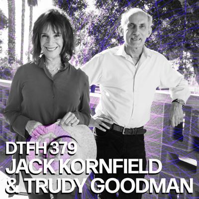 Cover art for 379: Jack Kornfield and Trudy Goodman