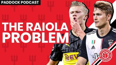 Cover art for 91: The Mino Raiola Problem