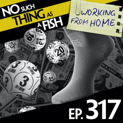 Cover art for 317: No Such Thing As Panic Buying Frankincense