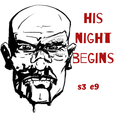 Cover art for s3e9 His Night Begins (Desi Crime)