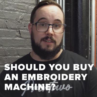Cover art for Should You Buy an Embroidery Machine?