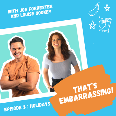 Cover art for 4: That's Embarrassing! HOLIDAYS