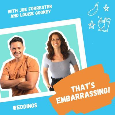 Cover art for 7: That's Embarrassing! WEDDINGS