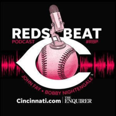 Cover art for 1: Reds Beat Podcast: Spring training preview