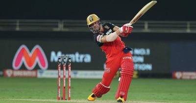 Cover art for 383: #IPL2021 DAILY: RCB take first points as De Villiers and Patel shine in opening thriller