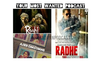 Cover art for 101: Ep 101- Radhe, Ajeeb Dastaans and Roohi